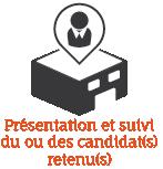Présentation candidat et entreprise